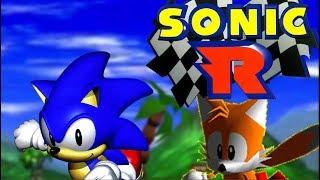 Sonic R - VAF Plush Gaming #182