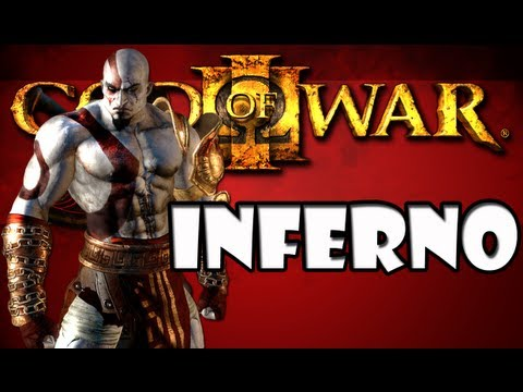 God Of War 3: O Ferreiro Gigante =o +16 video