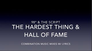 Watch Script The Hardest Thing video