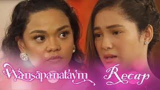 Wansapanataym Recap: Pia and Upeng switches back to their bodies for a short time - Episode 8