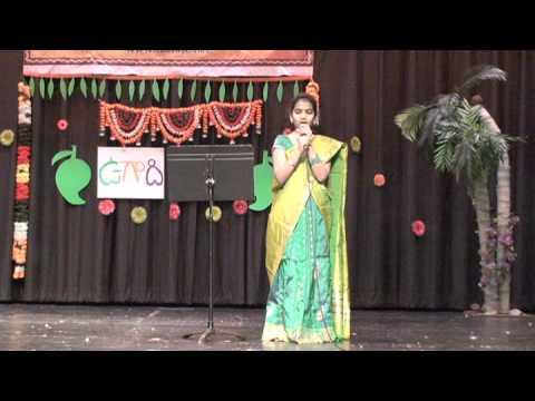 Mahishasuramardini Stotram (aigiri Nandini) By Rishitha Ancha video