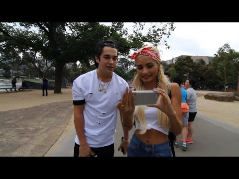 Austin Mahone - First Trip to Australia (Part One)