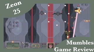 Zeon 25 Review - Must Have Indie Game? - Mumbles Game Review