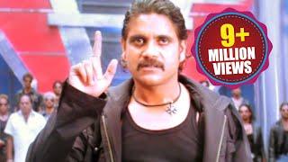 Don Movie Climax Scene - Nagarjuna, Anushka, Ragava Larence