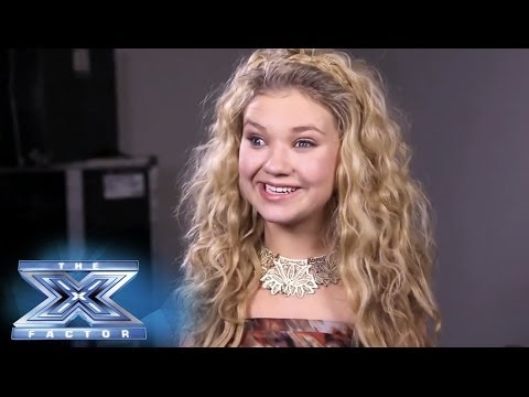 The Exit Interview: Rion Paige - THE X FACTOR USA 2013