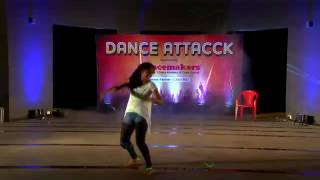 Dance Battle by the Future Stars of Pacemakers. Kashmira, Ananya, Alvina & Anuj
