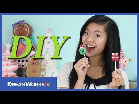 Kawaiisweetworld's Minecraft Cakepops I I ♥ DIY