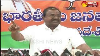 AP BJP MLC Somu Veerraju Challenges on Chandrababu  || చంద్రబాబుకు సోము వీర్రాజు ఛాలెంజ్