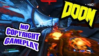 Doom No Copyright Gameplay #6 [1080p 60fps][Free to use]