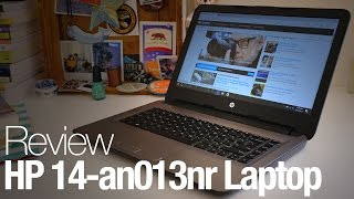HP 14-an013nr Laptop Review: Our new favorite for under $200