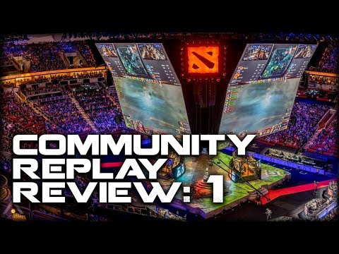 Dota 2: Community Replay Review Highlights - 1  | Pro Dota 2 Guides