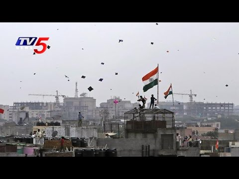 Kites Flying Season Started in Hyderabad : TV5 News