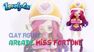 How to make Miss Fortune from LoL | DIY| Clay Tutorial