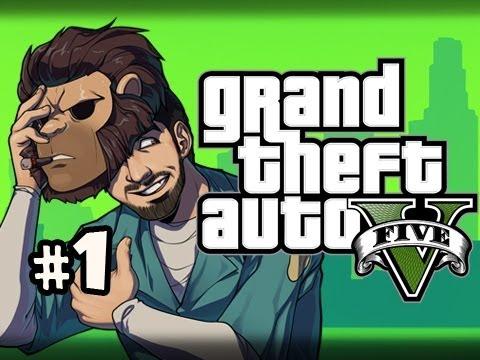 PROLOGUE + FLIP OFF – Grand Theft Auto V ( GTA 5 ) w/ Nova Ep.1