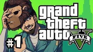 PROLOGUE + FLIP OFF - Grand Theft Auto V ( GTA 5 ) w/ Nova Ep.1
