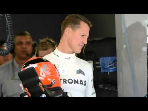 F1 Legend Michael Schumacher Out Of Coma MUST SEE