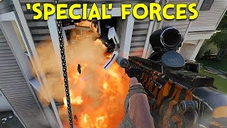 'SPECIAL' FORCES! - Rainbow Six Siege