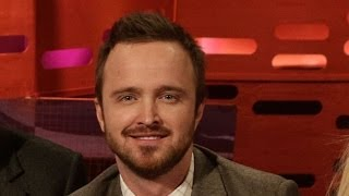 AARON PAUL Gets Graham's Couch to Watch BREAKING BAD - The Graham Norton Show on BBC AMERICA