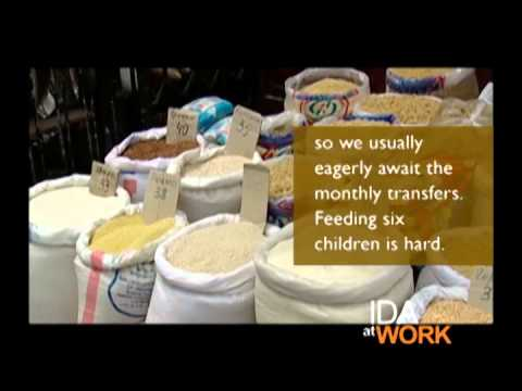 World Bank IDA - Kyrgyz Republic: Cash Transfers