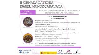 II Jornada de la Cátedra Isabel Muñoz Caravaca · 24/11/2020