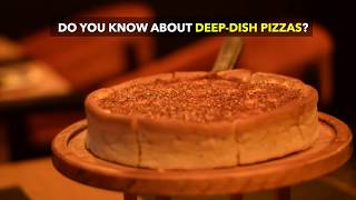 DEEP DISH PIZZA | Secret Recipe