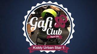 Déballage poussette Kiddy Urban Star 1