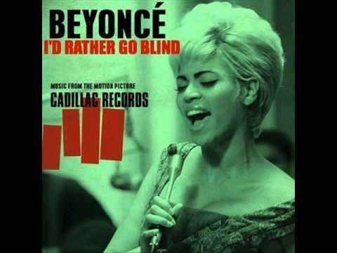 Beyonce I D Rather Go Blind Instrumental Lyrics