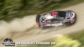 Launch Control: New England Forest Rally 2017  - Episode 5.08