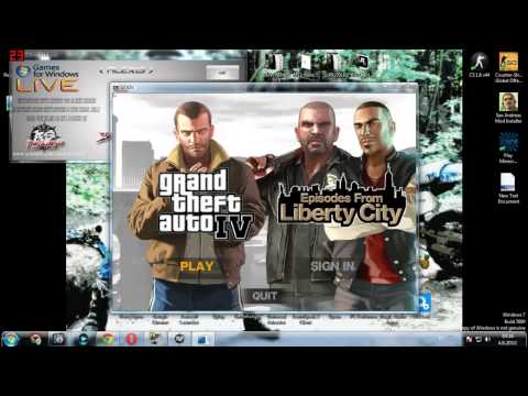 Game Fix Crack: Grand Theft Auto V (v4) v103352 All
