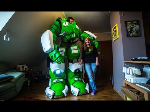 Floating Armor - Szczecińska Liga Superbohaterów