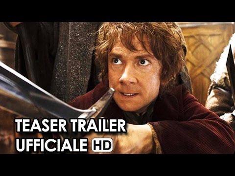 Lo Hobbit: La Battaglia delle Cinque Armate Teaser Trailer Ufficiale Italiano (2014) - Peter Jackson