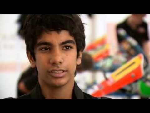 Force India F1 Academy video   Mobil 1 The Grid