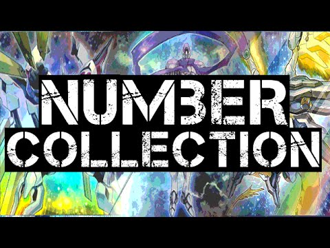 Yugioh Numbers Collection Update (10 30 14) video