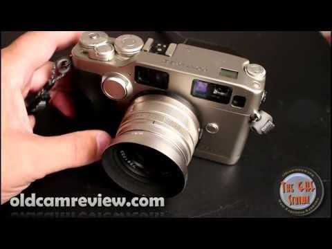 Contax G2 Vs G1. Leica M6. Hexar AF