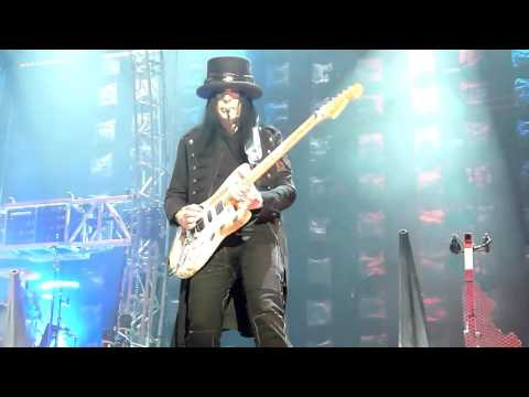 Motley Crue - Anarchy In The UK Live Ericsson Globe Arena, Sweden - The Final Tour 2015-11-16