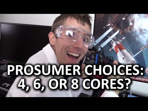 CPU Cores for Gaming, Streaming, & Rendering Simultaneously - Is More Actually Better?