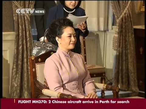 Xi Jinping in Netherlands for state visit, nuclear summit