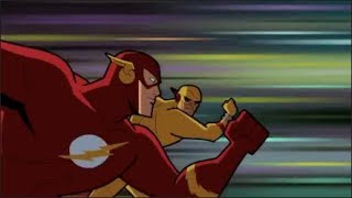 The Flash & Batman vs Reverse Flash