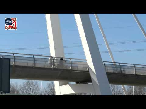 Cycle Viaduct 'De Snelbinder', Naaldwijk (Netherlands)