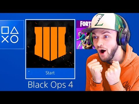 Black Ops 4... Ali-A RETURNS!