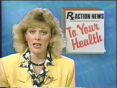 WPVI News at Noon 1987