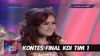 Cita Citata Aku Mah Apa Atuh Kontes Final KDI 2015 21 5