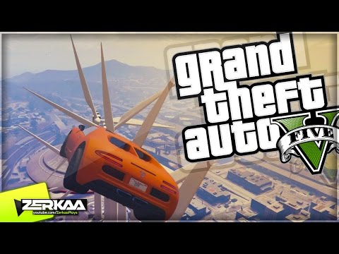 MODDED TURBINES IN THE SKY | GTA 5 Funny Moments | E427 (with The Sidemen) (GTA 5 Xbox One)