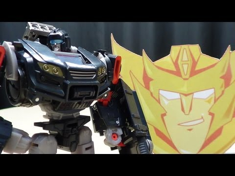 Generations Deluxe TRAILCUTTER: EmGo's Transformers Reviews N' Stuff