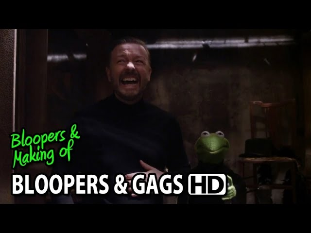 Muppets Most Wanted (2014) Bloopers, Gag Reel & Outtakes