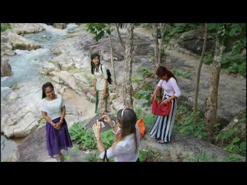Chrok La Eang Waterfall   Top Attractions Travel Guide in Cambodia 2014