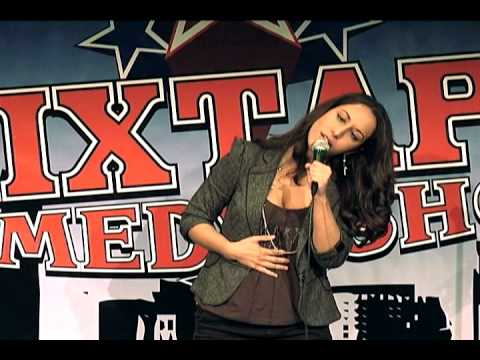 Mixtape Comedy Show - Rachel Feinstein, Part 1