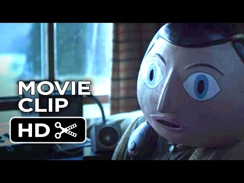 Frank Movie CLIP - The Head (2014) - Domhnall Gleeson, Michael Fassbender Movie HD