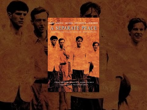 maturity in a separate peace A separate peace tells the story of gene's painful but necessary growth into  adulthood, a journey of deepening understanding about his responsibility and his  pl.