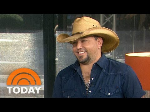 Jason Aldean: Even Brittany Kerr's Mom Didn't Know Wedding Details | TODAY